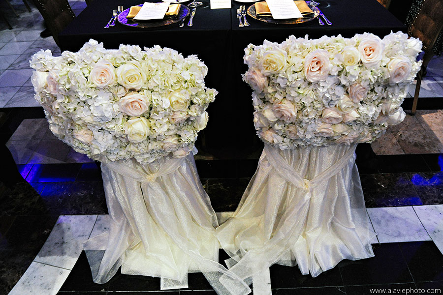 Bride And Groom Chair Cover