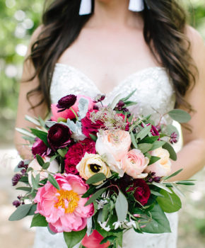 wedding florist austin
