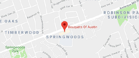 Bouquets of Austin location